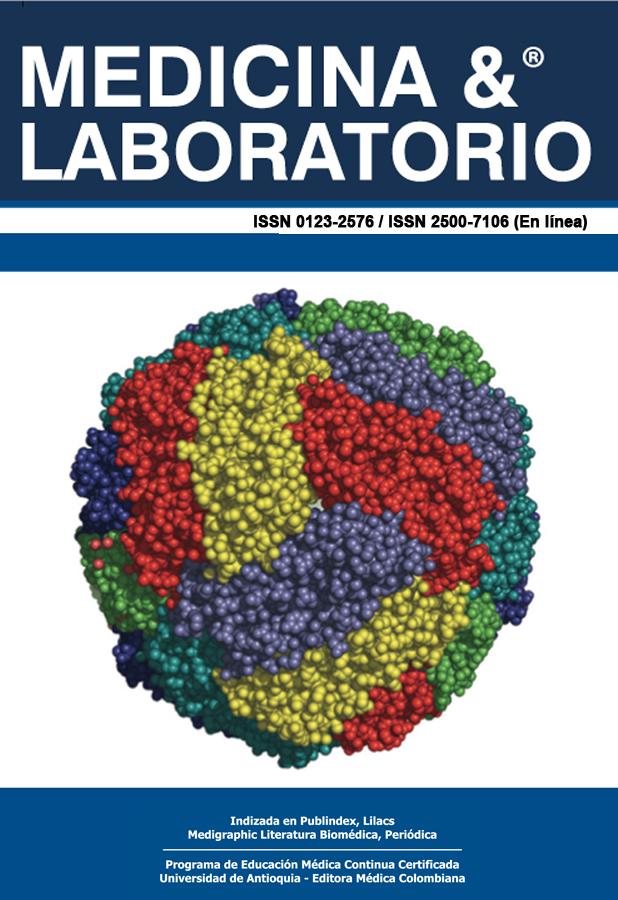 Estructura de la ferritina en la que se demuestra la disposición de las subunidades que conforman la proteína.